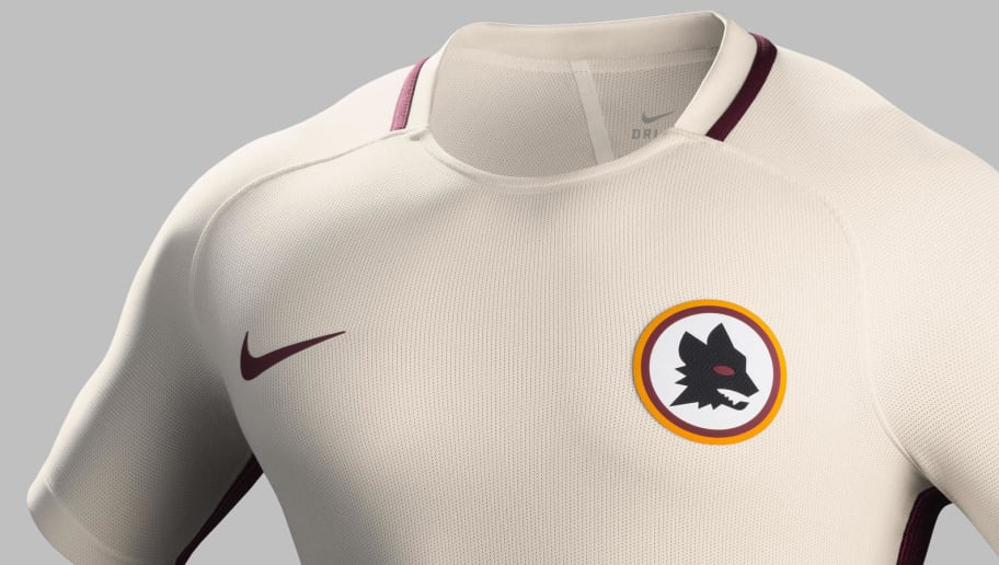 89f2fe46fe8 AS Roma Unveil Stunning New Away Kit for 90th Anniversary