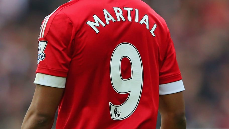 new style 0700d 649b1 Man Utd Fans Who Bought an Anthony Martial Shirt Left Fuming ...