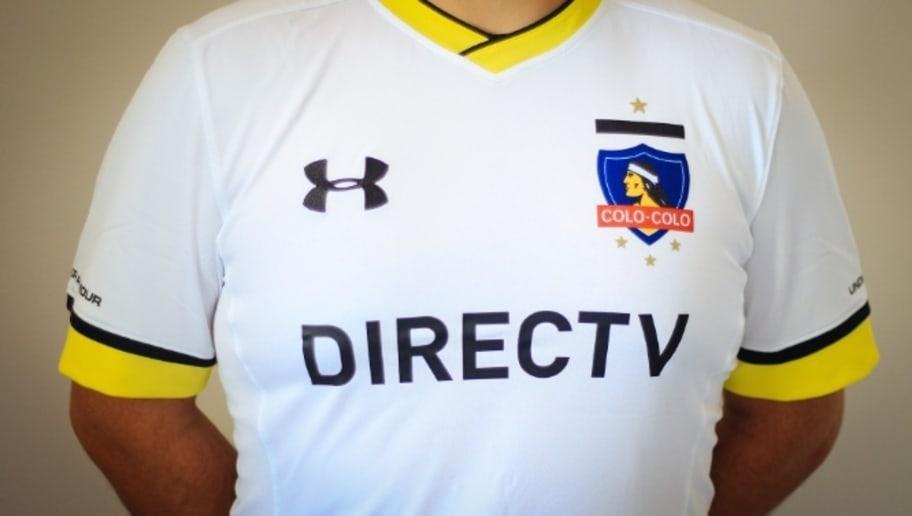 El club albo de Chile tiene felices a la marca Under Armour cfc9af9cf9fe9