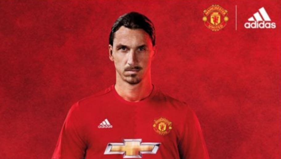 ae8f6db0f REVEALED  How Zlatan Ibrahimovic Got Anthony Martial s No.9 at Manchester  United
