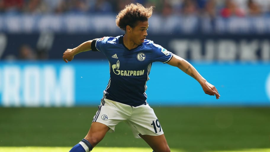 huge discount f7655 ca5e4 Manchester City Complete Signing of Leroy Sane From Schalke ...