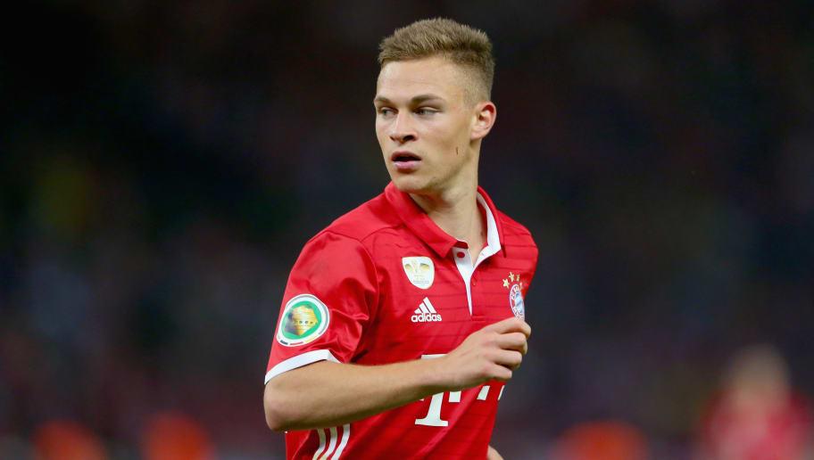 Fc Bayern Kampfansage Von Shootingstar Joshua Kimmich 90min