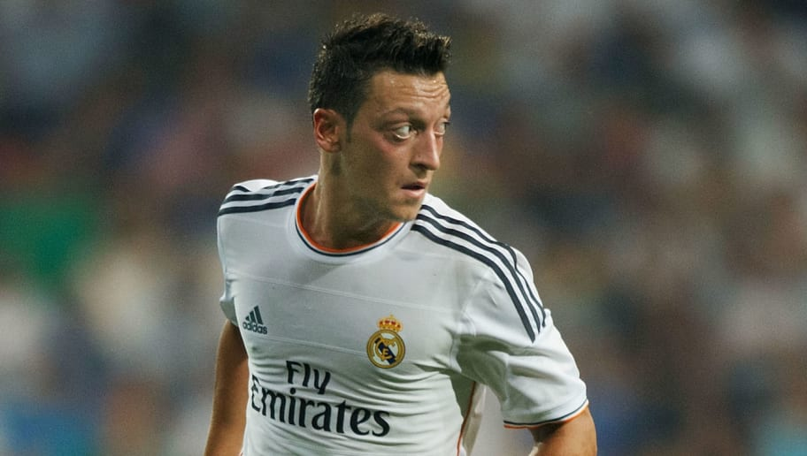 Mesut Ozil Would Jump at Chance to Rejoin Real Madrid ...