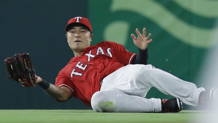 Report Shin Soo Choo Headed To Dl With Broken Forearm 12up