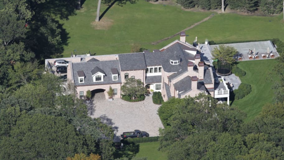 Take a Look at Tom and Gisele's Finished Mansion Outside of Boston | 12up