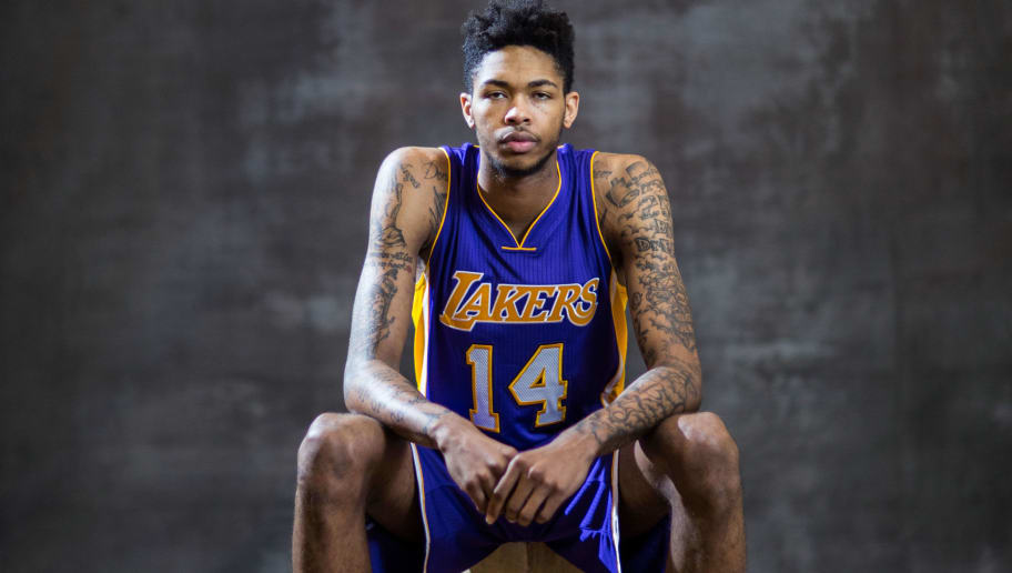 Breaking Brandon Ingram Officially Signs Rookie Contract 12up