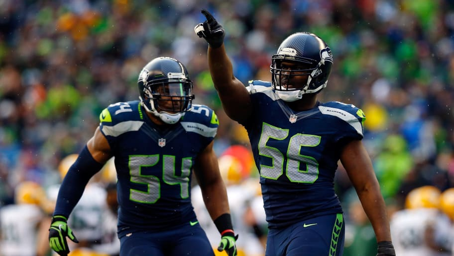 Seahawks' Cliff Avril Facing Backlash on Twitter From