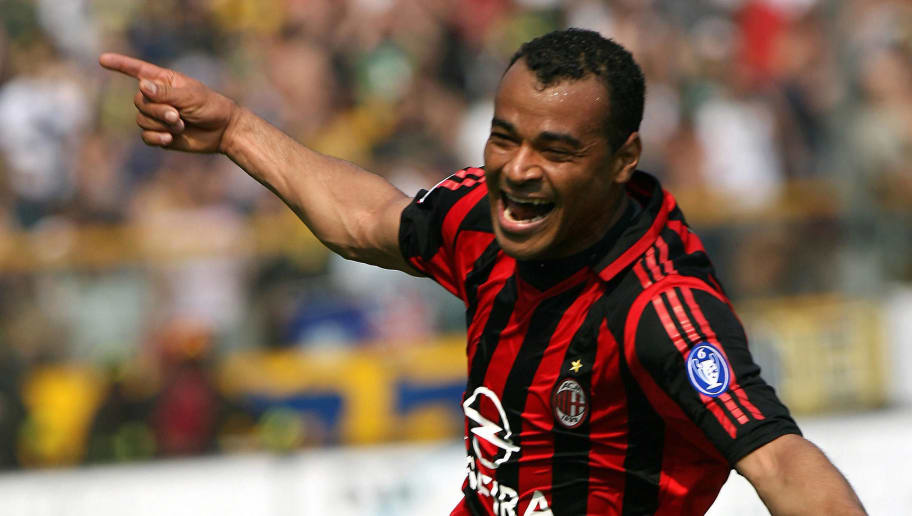 Serie A Legend Cafu Names the 3 Toughest Opponents He Ever Played Against | 90min