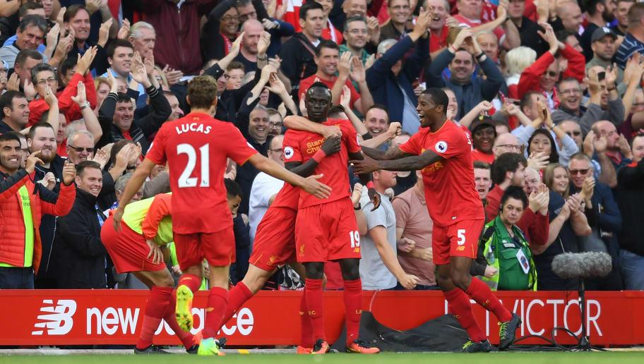 Tore Liverpool Barcelona
