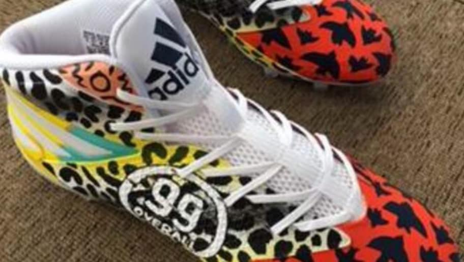 a8911dde9b5 Von Miller to Wear Cleats Honoring His Madden Rating