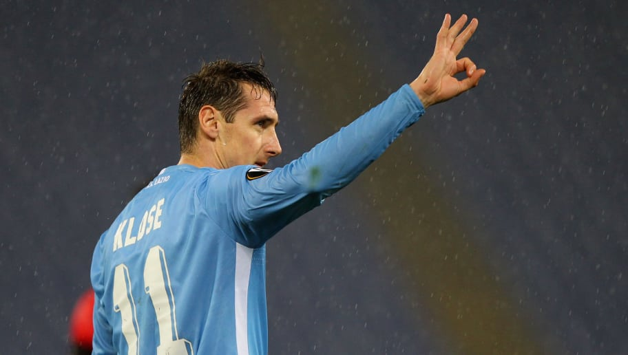 Napoli Eye Move for Veteran Free Agent Miroslav Klose But ...