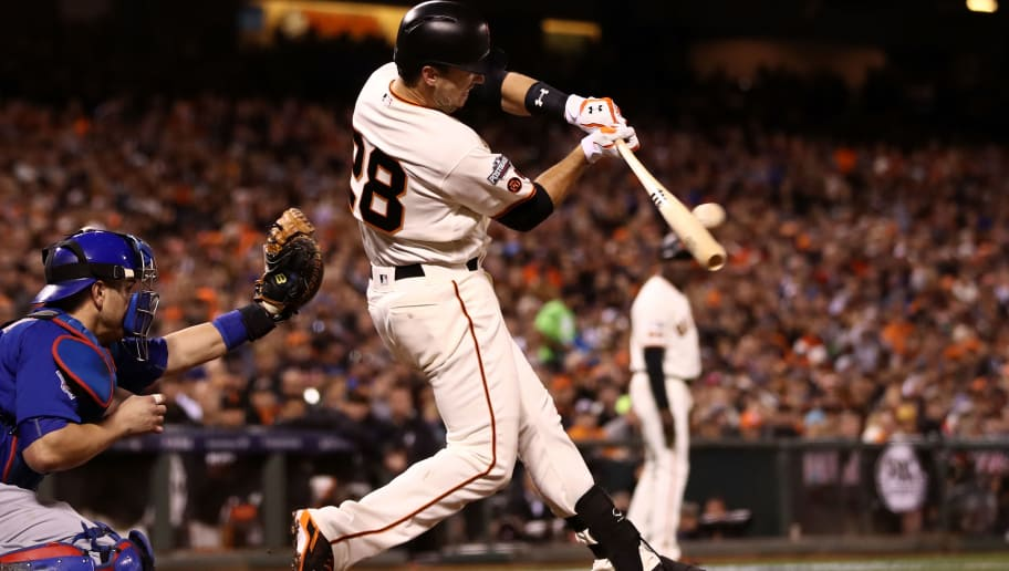 Buster Posey Sets Giants Postseason Record in Game 4 | 12up