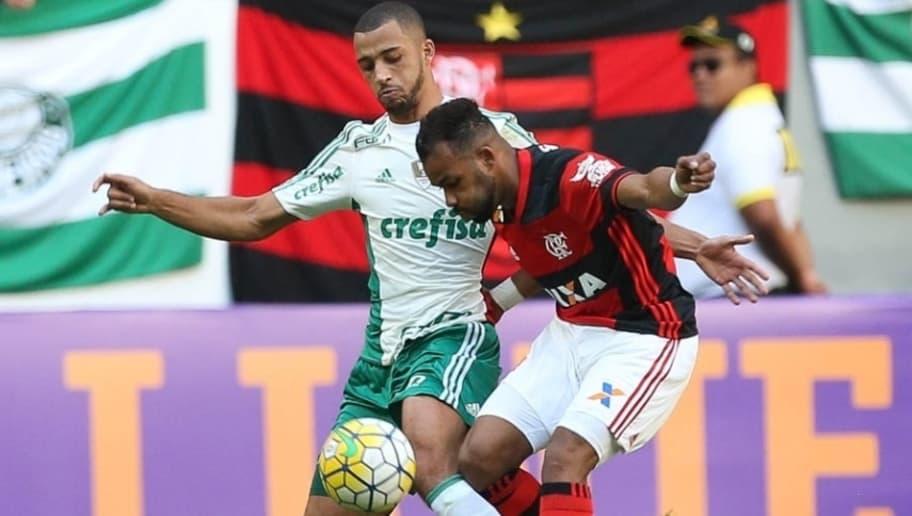 Tira-teima  Flamengo ou Palmeiras  Site diz quem foi mais ... a3f18fd50a0de
