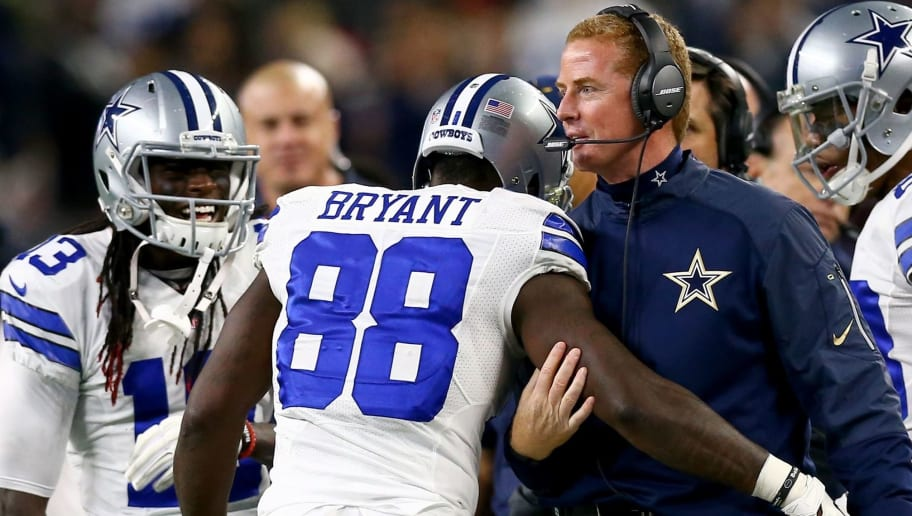 Jerry Jones Weighs In On Calls To Trade Dez Bryant 12up