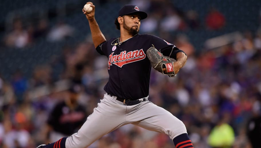 ae19db82846a9 REPORT  Danny Salazar Included on Indians World Series Roster