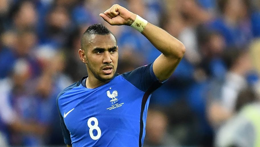 1f7fc6feb9da France s forward Dimitri Payet celebrates after he scored the teams third  goal during the Euro 2016