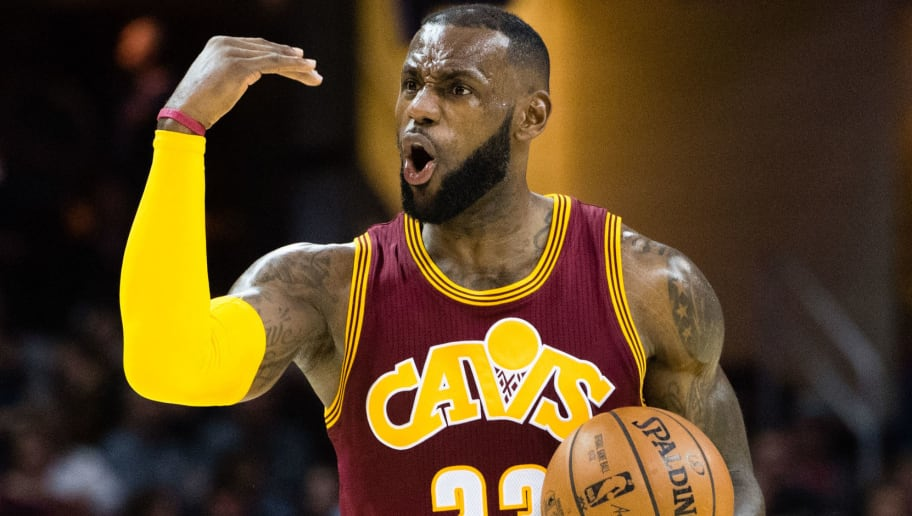 b7adf6a097b1 BREAKING  LeBron James Out For Wednesday s Game