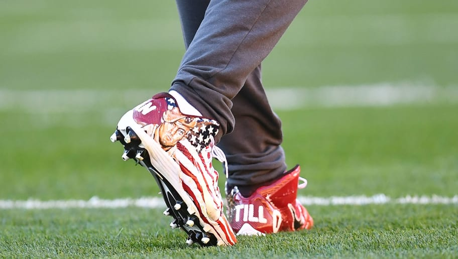 Antonio Brown Is Done With His Custom Cleats Until The Steelers