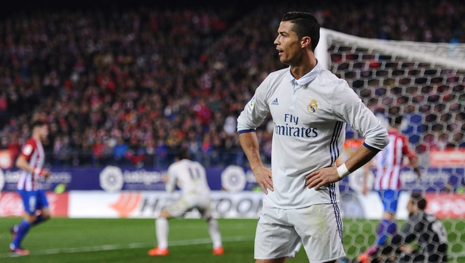 Jumping Celebration Cristiano Ronaldo Real Madrid 2014: VIDEO: Cristiano Ronaldo Sparks Fan Intrigue With New Pose