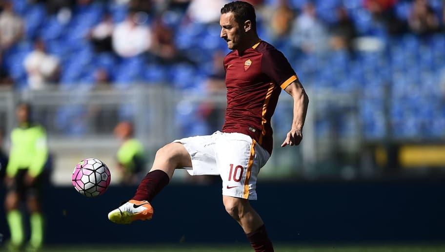 """Roma, Totti: """"San Paolo emozionante: contro il Napoli"""