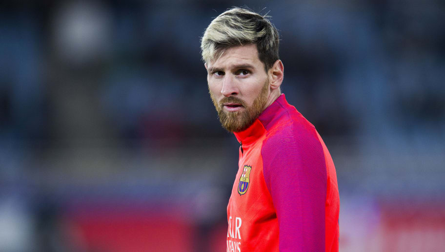 ccc4b34df Inter Legend Reveals Lionel Messi 'Signed Pre-Contractual Agreement' With  Club in 2006