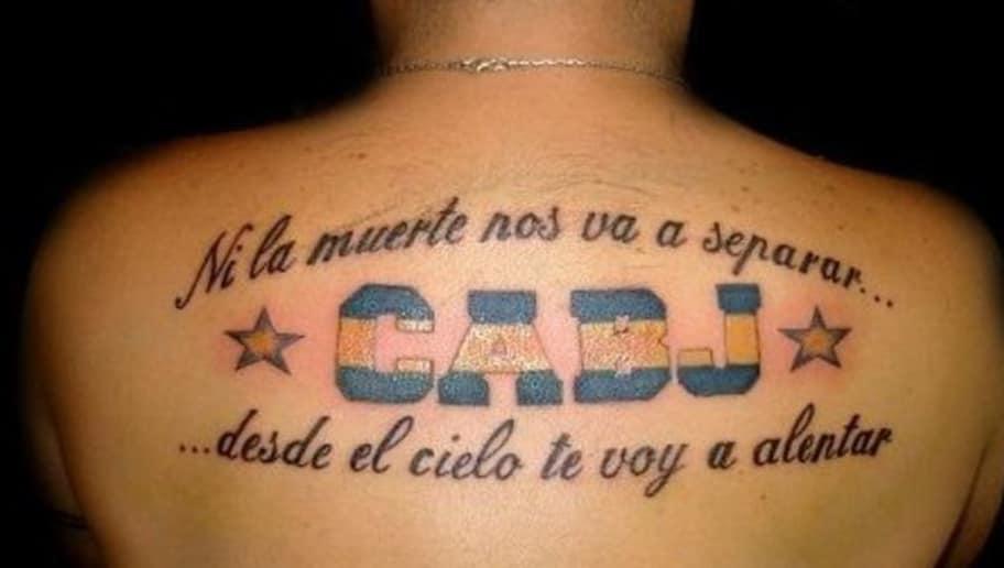 Pasión Sin Límites Los Mejores Tatuajes De River Y De Boca 90min