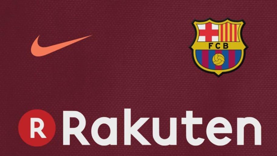 Sale a la luz el motivo del color granate en la tercera equipación del FC  Barcelona fc1333c7f37