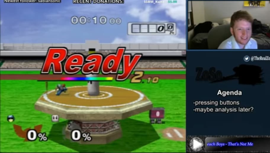 VIDEO: Nair-Only Falcon Home Run Contest WR Compilation