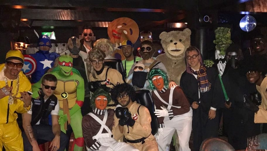 Photo Twitter Reacts To Spurs Fancy Dress Themed Christmas Party