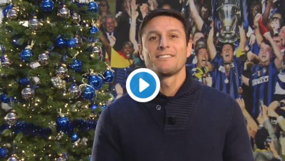 Buon Natale 883.Video L Augurio Di Buon Natale Da Parte Di Tutta L Inter Gabigol