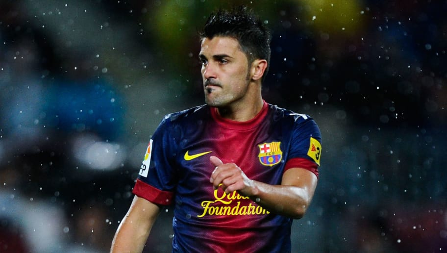 Image result for David Villa barcelona