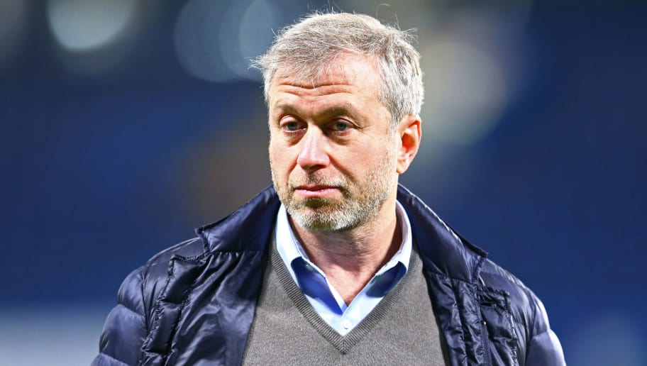 LONDON, ENGLAND - DECEMBER 19:  Chelsea owner Roman Abramovich looks on after their 3-1 win in the Barclays Premier League match between Chelsea and Sunderland at Stamford Bridge on December 19, 2015 in London, England.  (Photo by Clive Mason/Getty Images)