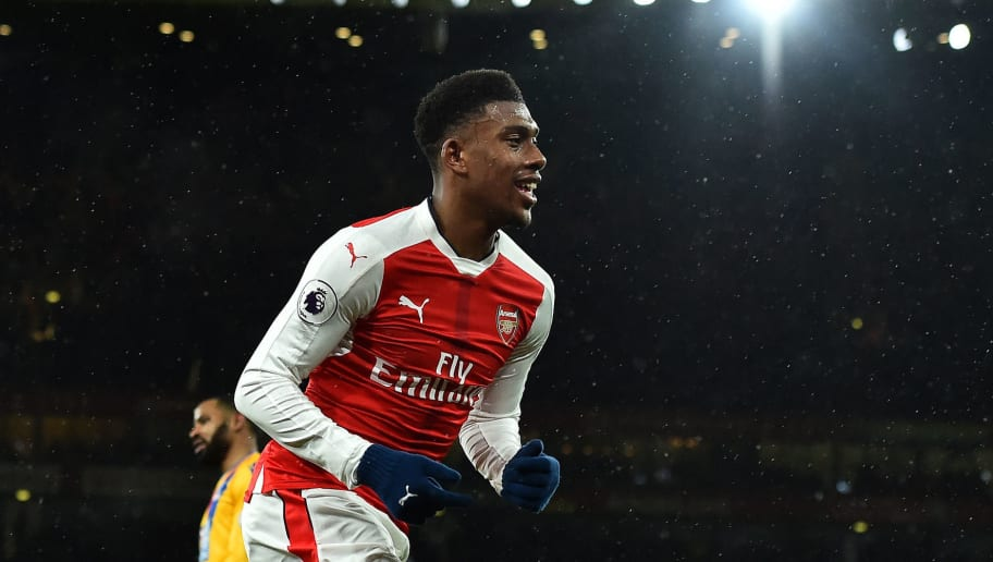 88bbc1d1a Thierry Henry Says Alex Iwobi Should Start Ahead of Mesut Ozil in ...