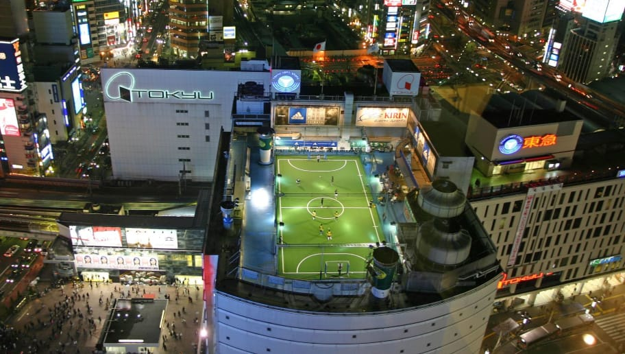 9 Of The Most Extreme Football Pitches In The World 90min
