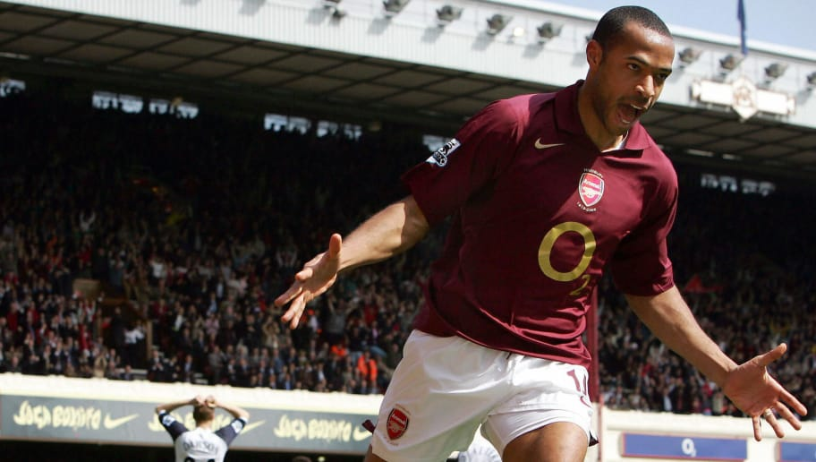 d37bd7cb9 Gunners Legend Thierry Henry Admits Fears Over Tottenham Finishing ...