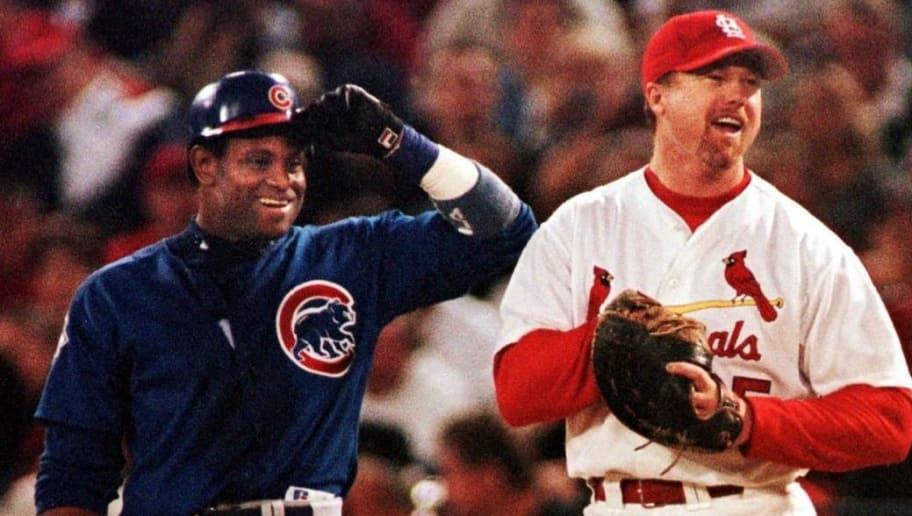 ESPN presentará en junio un documental centrado en la histórica batalla de 1998 entre McGwire y Sosa.