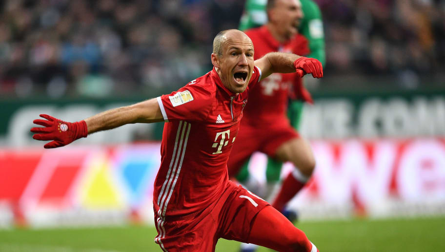 Arjen Robben excited by Bayern Munich cup clash at ...  |Arjen Robben