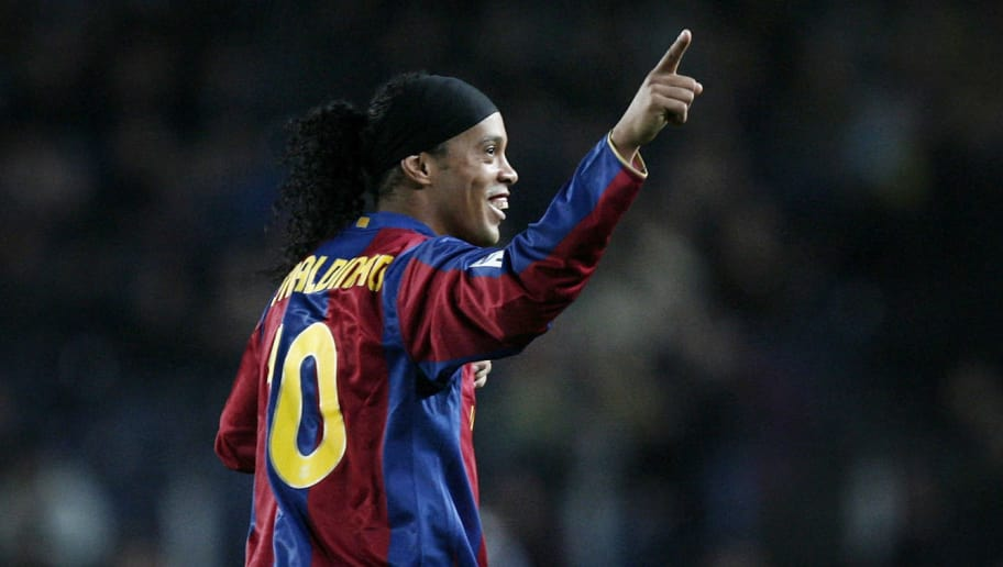 Ronaldinho Claims Pep Guardiola Wanted Him To Stay At Barcelona Back In 2008 90min