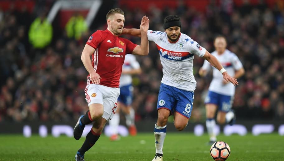 Statistics Match Luke Shaw's Predictions About Manchester