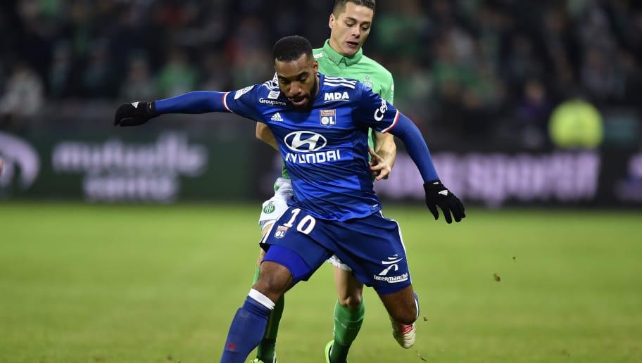 43efa410 Lyon Star Admits He's Finally Ready for a Change Amid Premier League  Interest