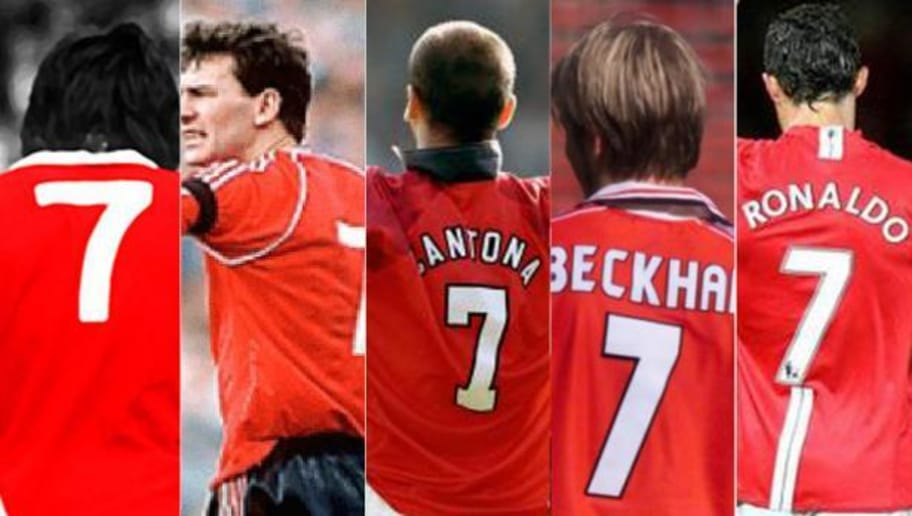 8b219416d Ranking the Seven Number 7 s of Manchester United in the Premier ...