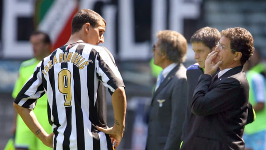 Zlatan Ibrahimovic Thanks Fabio Capello for Making Him a Better Player 018a396d7c11