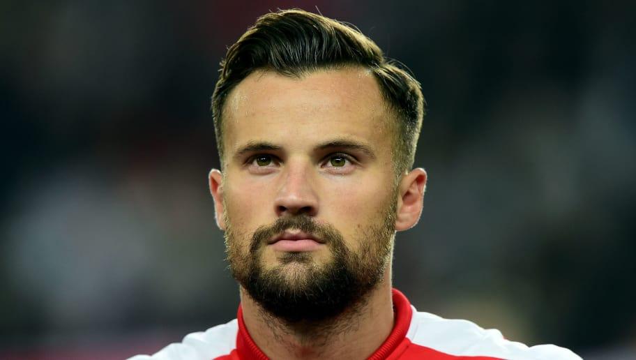 Medien Haris Seferovic Wechselt Im Sommer Zu Benfica Lissabon 90min