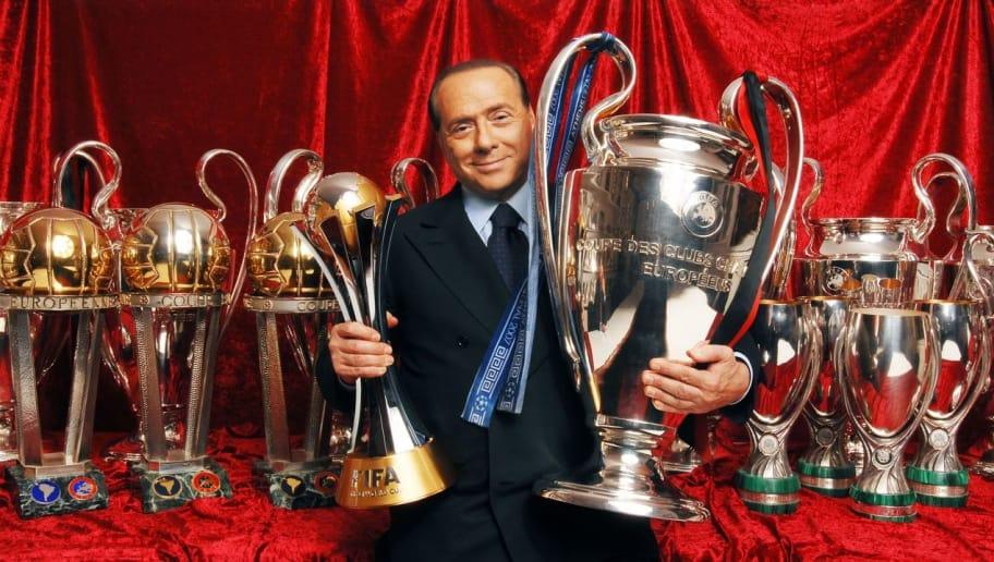 Milan, tutti i numeri della presidenza Berlusconi: 29