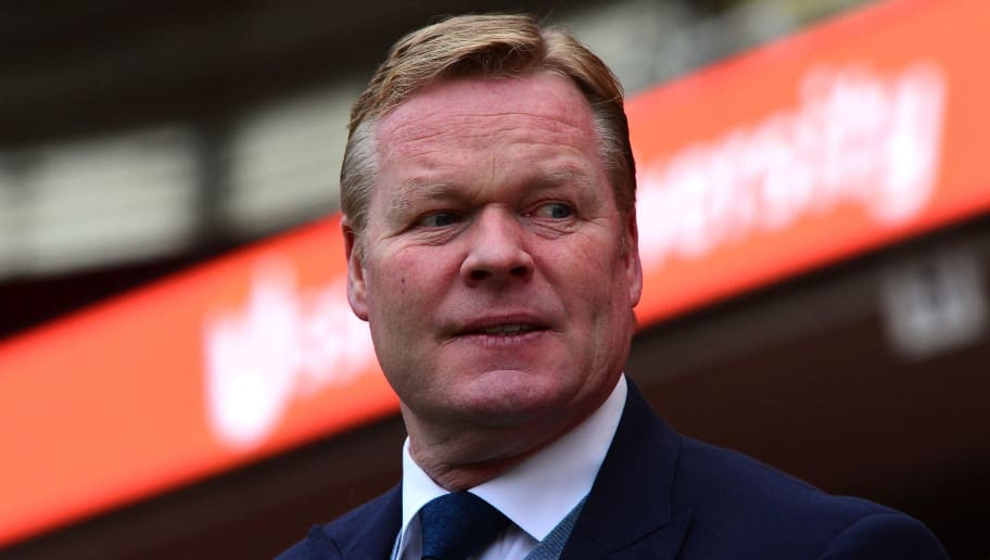 MIDDLESBROUGH, ENGLAND - FEBRUARY 11: Ronald Koeman, Manager of Everton arrives at the stadium prior to the Premier League match between Middlesbrough and Everton at Riverside Stadium on February 11, 2017 in Middlesbrough, England.  (Photo by Mark Runnacles/Getty Images)