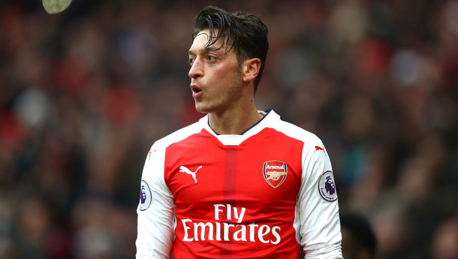741a363f1 Arsenal Ace Mesut Ozil Reveals Reason Why He Chose Real Madrid Over  Barcelona in 2010 Transfer