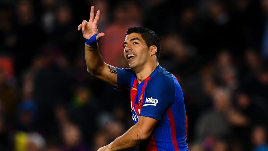 408e24b5279fb Superstitious' Luis Suarez Reveals the Reasoning Behind His ...