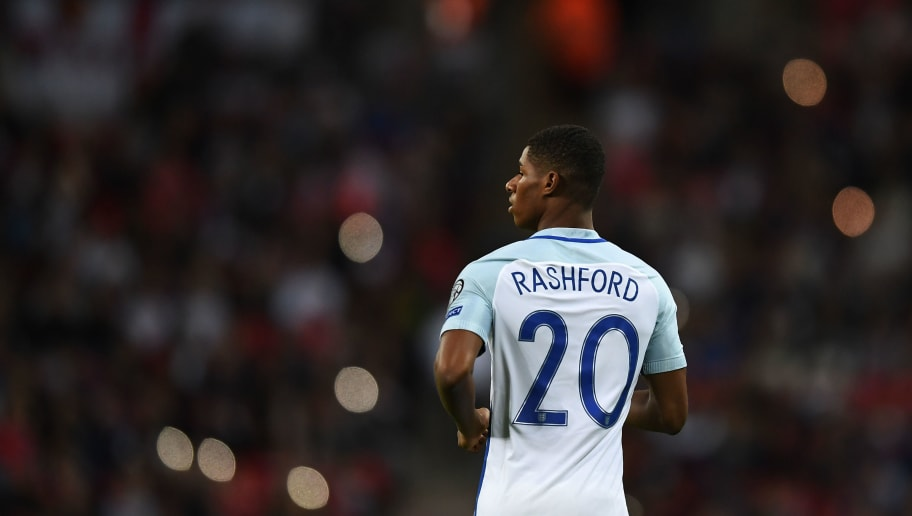 Young England Forward Marcus Rashford Discusses His First Ever Call Up To The National Team 90min