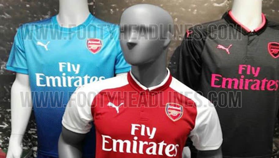 be6966720ea07 Así serán las camisetas de los grandes clubes de Europa para la ...