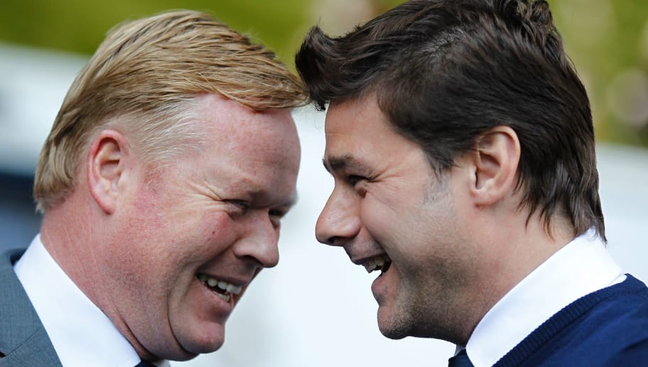Ronald Koeman Claims Tottenham Are Stronger Than Both
